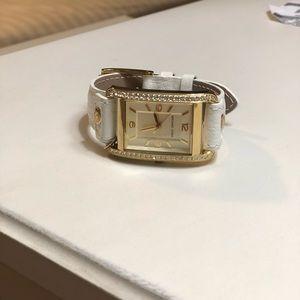 MICHAEL KORS MK2213 Square GOLD Watch